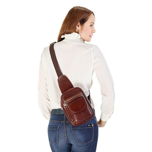 Piké Crossover Bag Bag Braun Braun Piké Crossover Piké Crossover RL34q5Aj