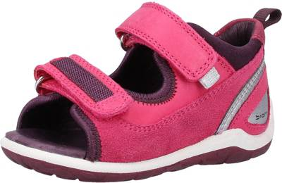 ecco, Baby Sandalen BIOM für Mädchen, pink
