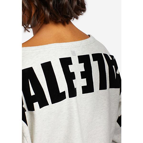 Sweatshirt Hellgrau Khujo Alina Alina Sweatshirts Khujo Sweatshirt 0n8OPwkX