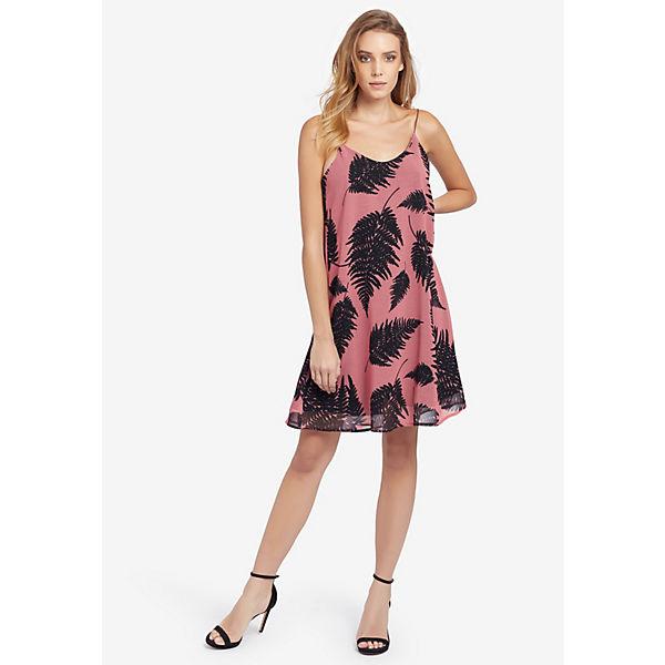 Khujo Sommerkleider Rosa Jamila Khujo Kleid Kleid mNwO8vn0