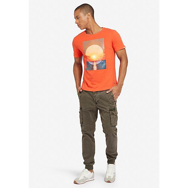 Khujo shirt Rosa Alton T shirts Sunset T wPnOk0