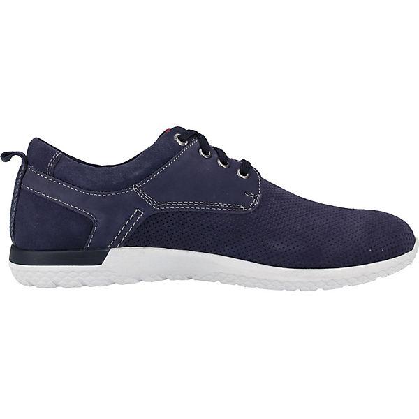 Sneaker Dunkelblau Sneakers oliver Low S xWrCeQBdo