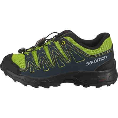 lowest price 7b662 72a6b Salomon, Kinder Outdoorschuhe XA PRO 3D, grün