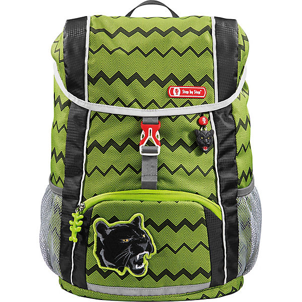 Kinderrucksackset KID Wild Cat, 3-tlg. (Kollektion 2020)