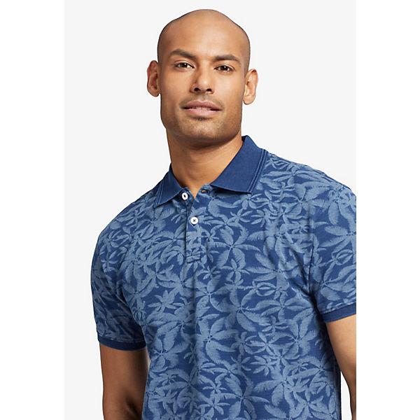 T Octave Aop Blau shirt Khujo Poloshirts 6yb7fg