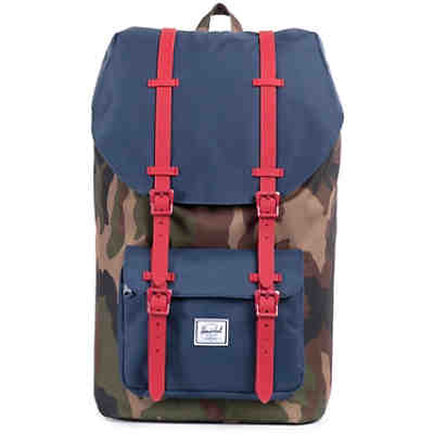 c7f5283b7d9e0 Little America Backpack Rucksack 49.5 cm Little America Backpack Rucksack  49.5 cm 2