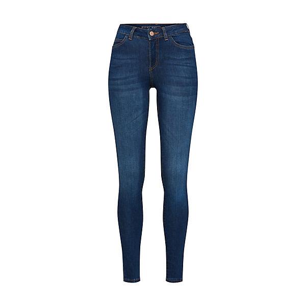 May Noisy Denim Blue Jeanshosen Jeans by7g6fY