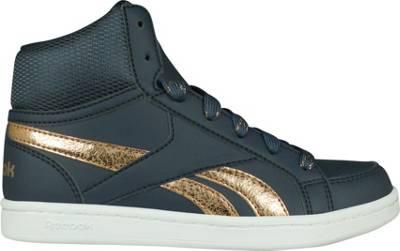 Reebok, Sneakers high ROYAL PRIME MID für Mädchen, blau