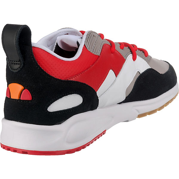 Sneakers Low Potenza Sneakers Potenza Schwarz Ellesse Ellesse QhBsCtrxd