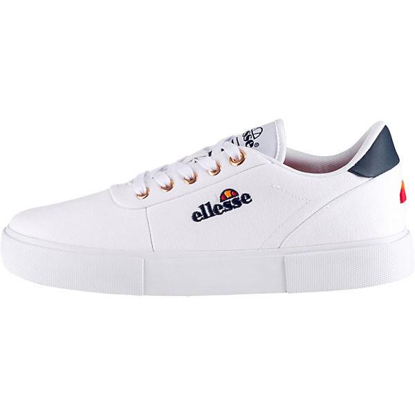 Sneakers Alto Alto Ellesse Ellesse Low Sneakers Weiß QsCthdxr