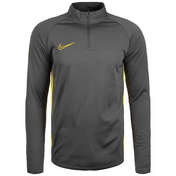 Performance Academy Dry Herren Drill Nike Anthrazit Longsleeve zVGSMqUp