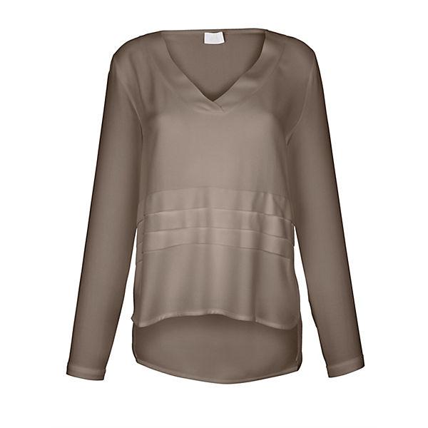 Moda Blusenshirt Alba Taupe Taupe Alba Taupe Moda Blusenshirt Moda Moda Blusenshirt Blusenshirt Alba Alba Nnyvm80Ow