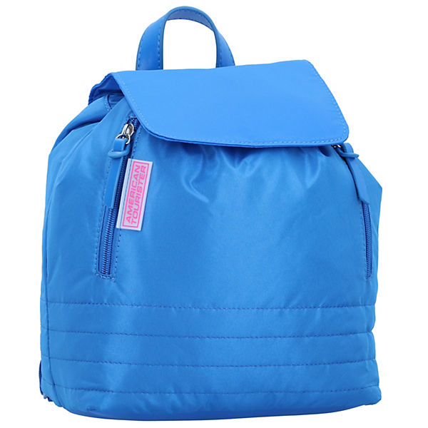 Uptown American City Blau Tourister Vibes Rucksack 25 Cm 8n0vwNmO