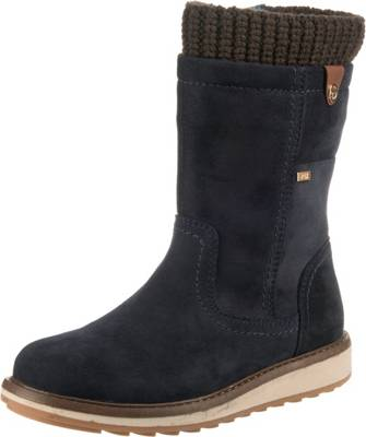 TOM TAILOR, Winterstiefel, taupe