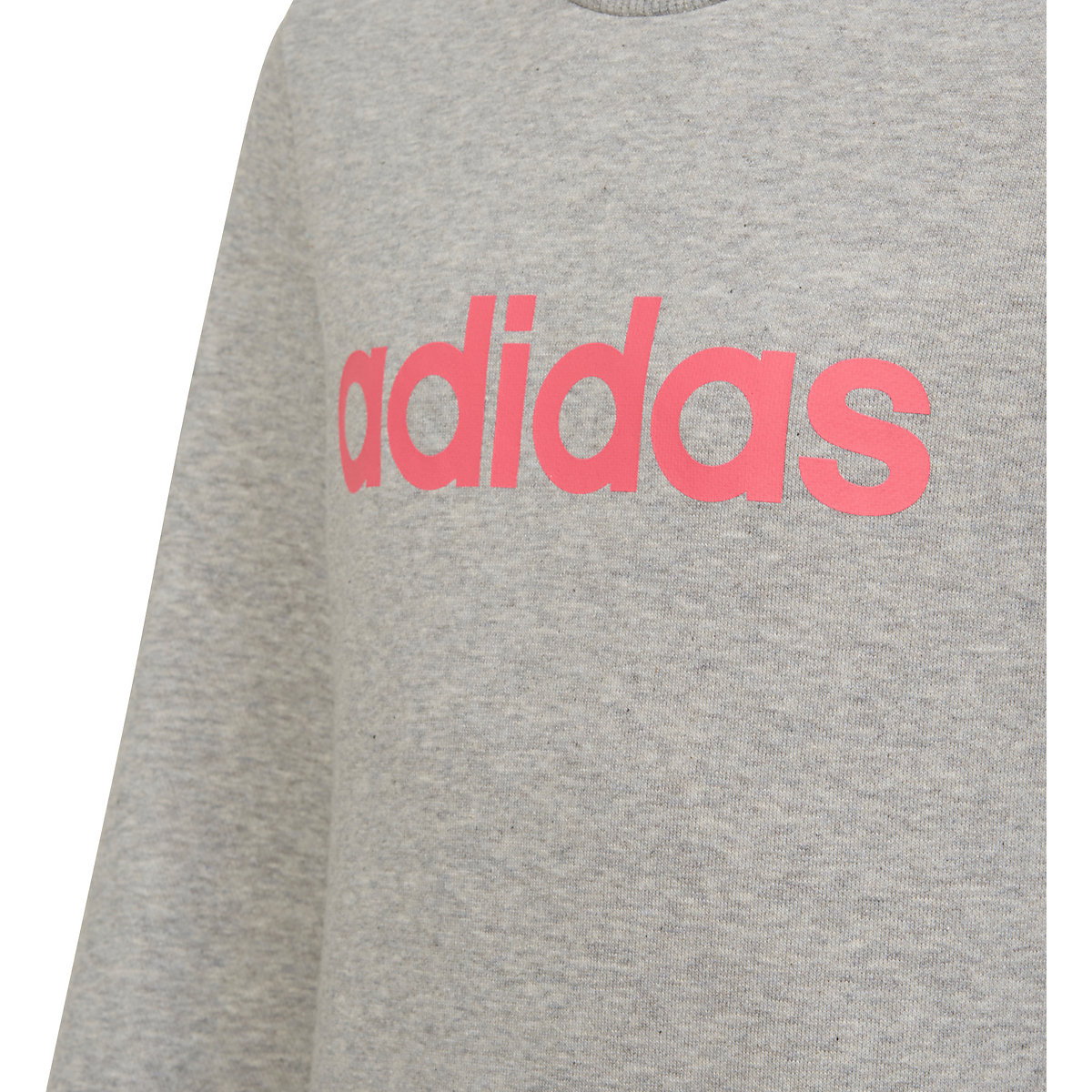 adidas Performance, Sweatshirt E LIN für Mädchen, grau