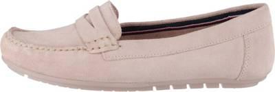 Details zu TAMARIS active Damen Schuhe Segelschuhe Mokassin Sneaker Ballerina Gr. 43 Leder