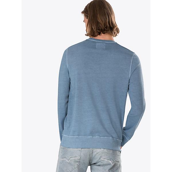 Blau Rvlt Sweatshirts Rvlt Revolution Sweatshirts Blau Sweatshirt Sweatshirts Revolution Sweatshirt Rvlt Revolution Sweatshirt 0wmN8n