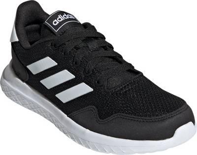 adidas Sport Inspired, Kinder Sportschuhe ARCHIVO, schwarzweiß