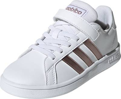 adidas Sport COURT für Mädchenrosegold InspiredSneakers Low GRAND C SUVqpjLzGM
