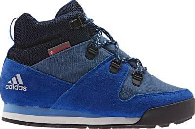 adidas Performance, Winterschuhe CW SNOWPITCH K für Jungen, blue denim