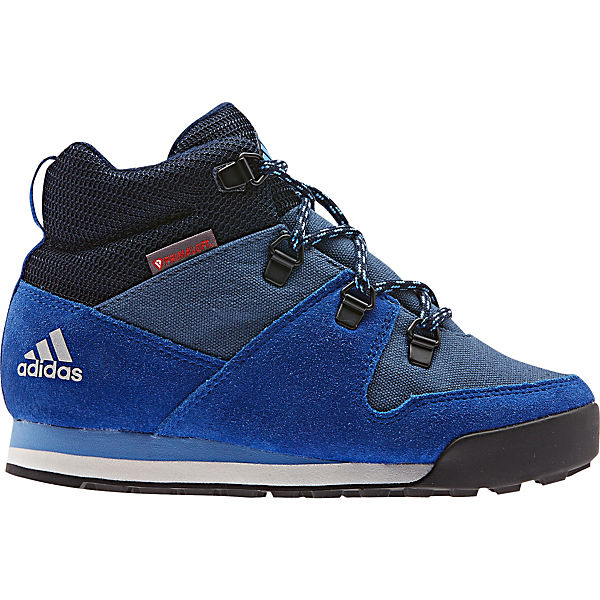 check out no sale tax shopping adidas Performance, Winterschuhe CW SNOWPITCH K für Jungen, blue denim