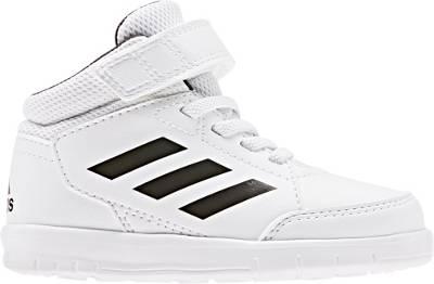 adidas Performance, Baby Sneakers High ALTASPORT MID I, weiß
