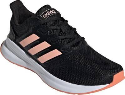 Mädchen Sportschuhe Sneakers Schuhe Glitzer NEON Adidas Gr 36