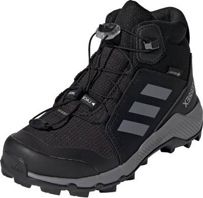 adidas Performance, Kinder Outdoorschuhe TERREX MID GTX K, schwarz
