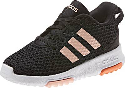 adidas Sport Inspired, Baby Sneakers Low RACER TR INF für Mädchen, rosa