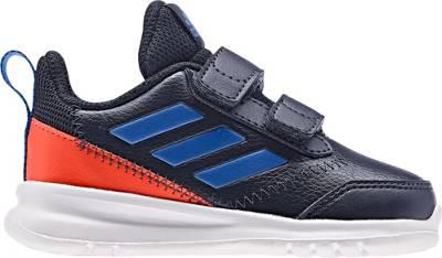 adidas Performance, Baby Sportschuhe ALTARUN CF I für Jungen, dunkelblau