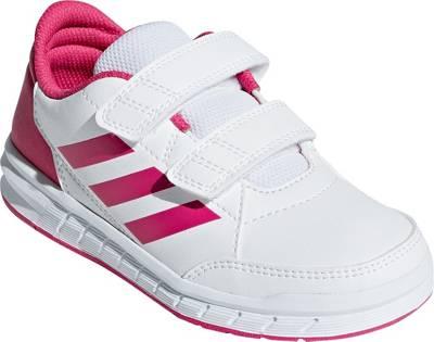 adidas Performance, Sportschuhe ALTASPORT CF K für Mädchen, pink