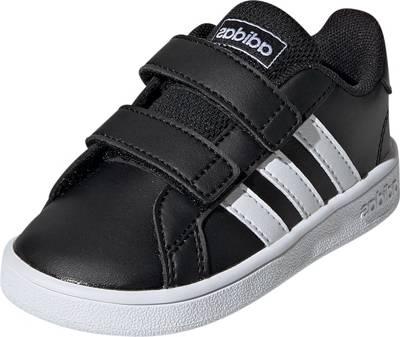 adidas Sport Inspired, Baby Sneakers Low GRAND COURT, schwarz