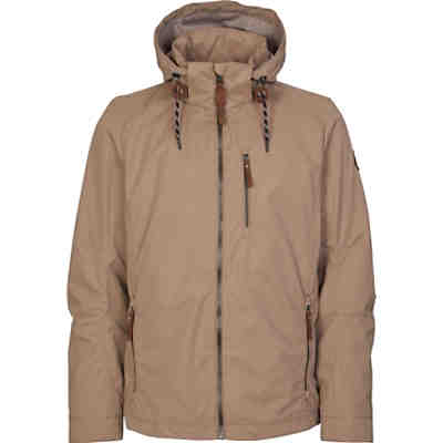 Outdoorjacken Datos - Casual Funktionsjacke mit abzippbarer Kapuze
