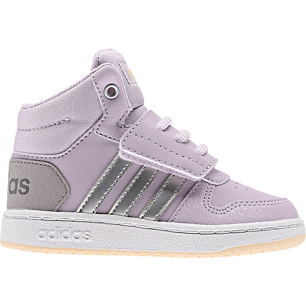 Baby Sneakers High HOOPS MID 2.0 I für Mädchen