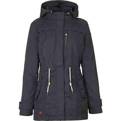 549aab5a3121ff Outdoorjacken Grania - Casual Jacke mit abknöpfbarer Kapuze ...