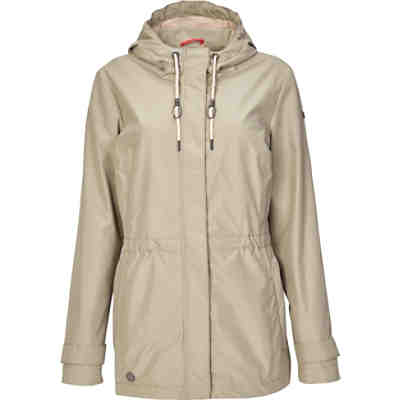 Outdoorjacken Udina - Casual Funktionsjacke mit Kapuze