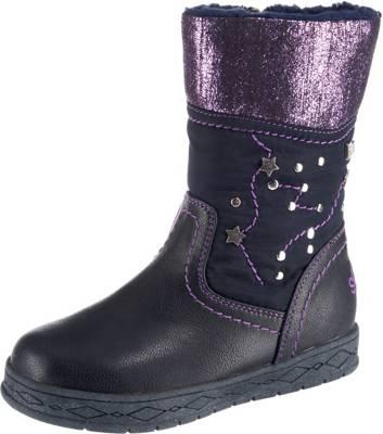 s.Oliver Mädchenstiefel Weiß Stiefel weiß , Schuhgröße