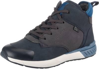 s.Oliver, Sneakers High, TEX, für Jungen, blau