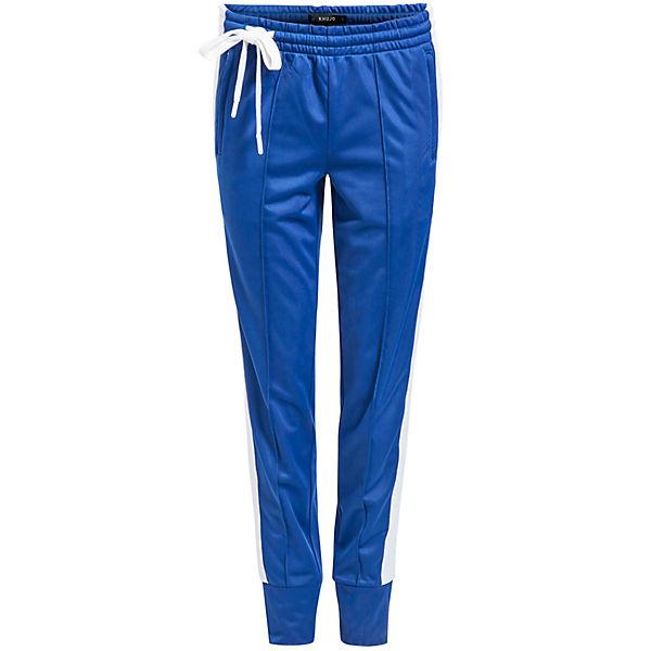 Jogginghosen Khujo Hose Khujo Maile Hose Maile Blau 8vN0wmn