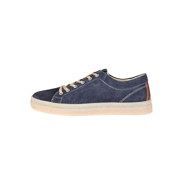 Co Mit Ledermix Blau Igiamp; Low Sneakers Sneaker wPulXOTkiZ