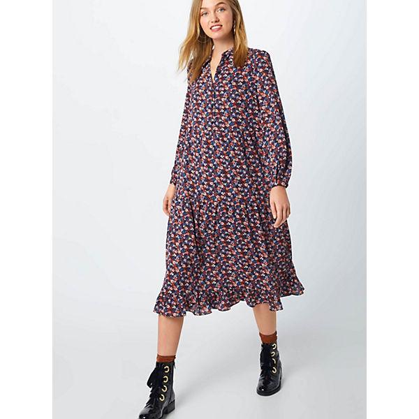 Blusenkleider Ixloni Ichi Kleid Mehrfarbig Dr QrxBCoWde