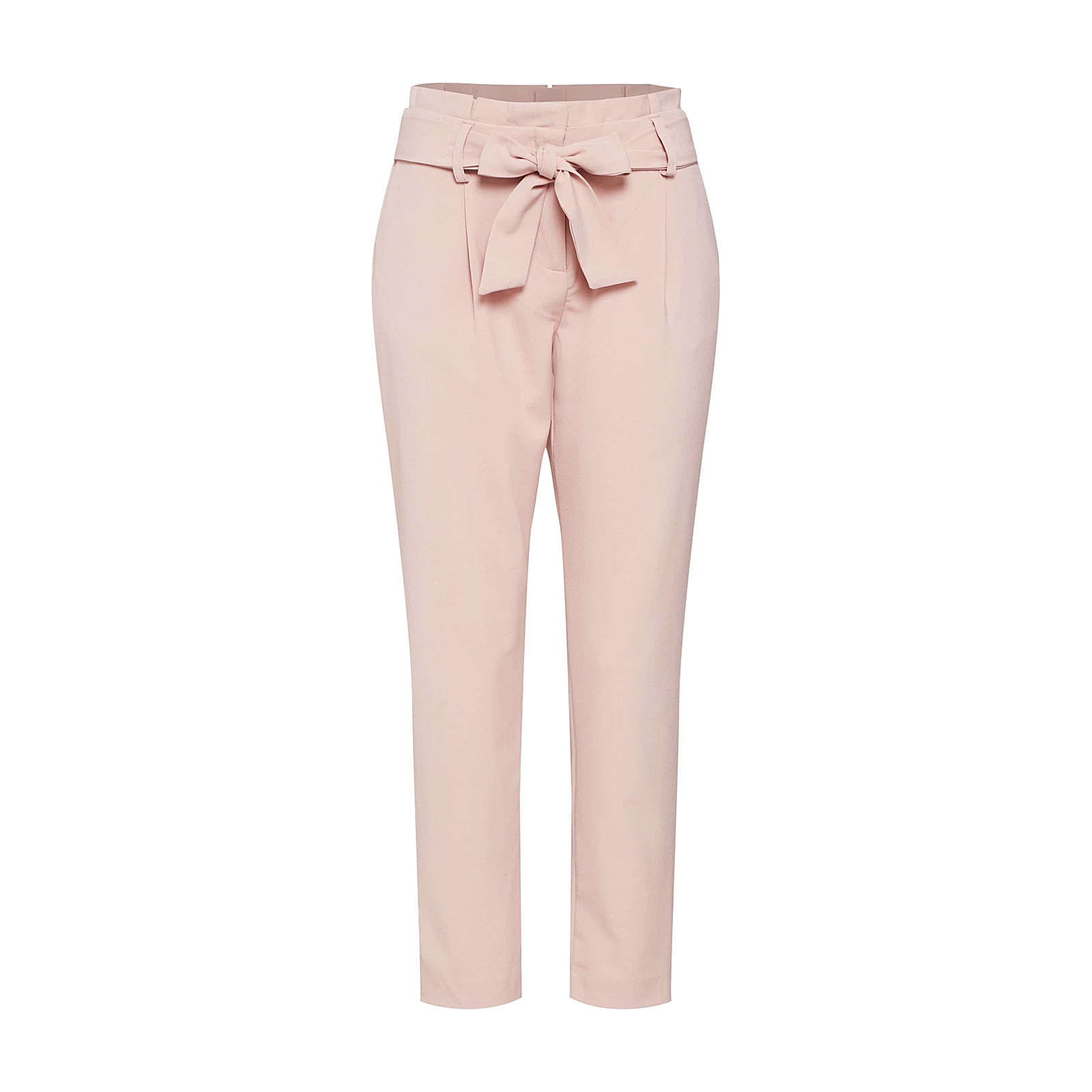 ONLY Bundfaltenhose FINI Stoffhosen rosa Damen Gr. 42