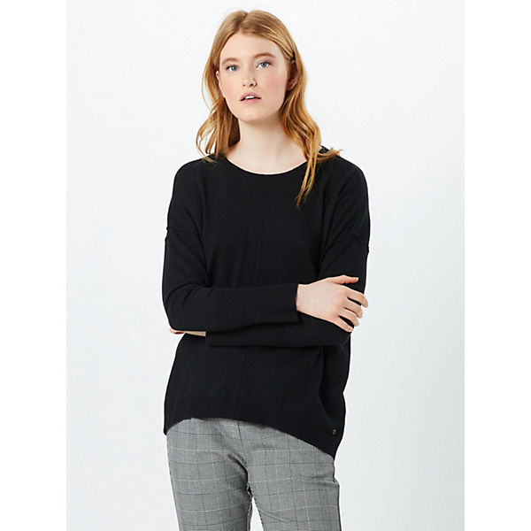 Sweaters Seam Schwarz Esprit E Edc Pullover W Overs By jqcL4AR35