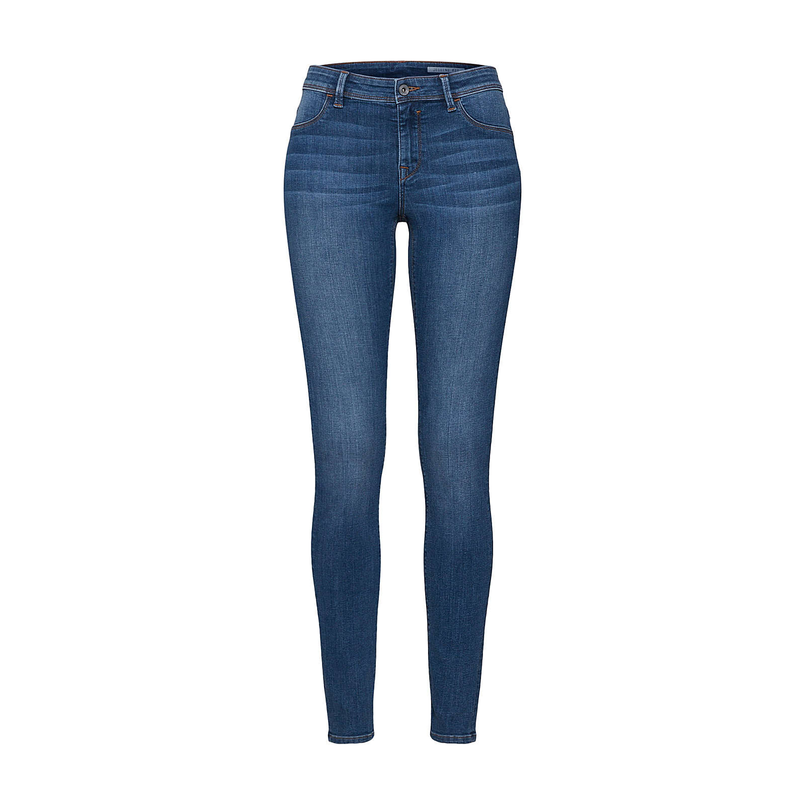 EDC BY ESPRIT Jeans Jeggings blue denim Damen Gr. W28/L32