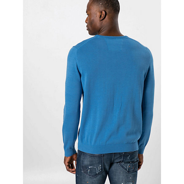 Blau S Label oliver Red Pullover Pk8wOn0X