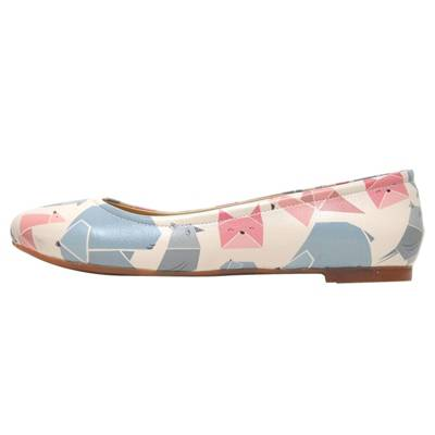 Günstig Dogo Dogo Shoes Ballerinas Shoes KaufenMirapodo R5A3jq4cSL