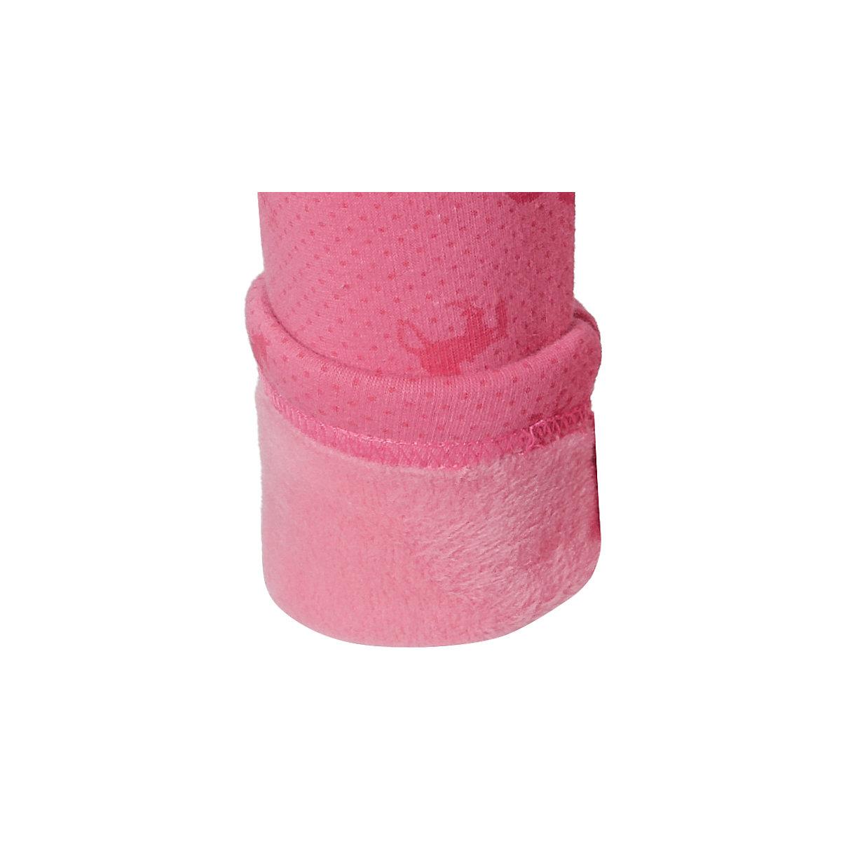 Salt and Pepper, Thermoleggings für Mädchen, pink