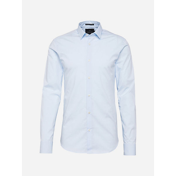 Cotton NosClassic Hellblau Crispy Langarmhemden Longsleeve In lycra Soda Scotchamp; Qualit Businesshemd Shirt cA4j3R5LqS