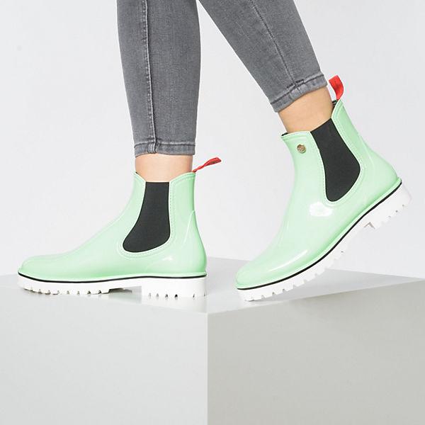 Gosch Sylt Grün Chelsea Boots Deike thsCrdQ