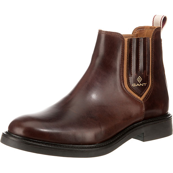 buy popular f3d26 6c145 GANT, Ashley Chelsea Boots, braun